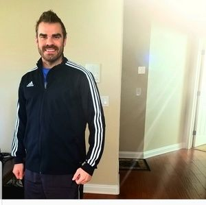 3-Stripe Track Jacket Adidas